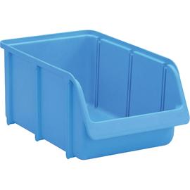 hünersdorff Lagersichtbox 674300 Größe4 335x205x155mm blau Produktbild