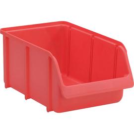 hünersdorff Lagersichtbox 674100 Größe4 335x205x155mm rot Produktbild