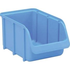 hünersdorff Lagersichtbox 673300 Größe3 240x145x125mm blau Produktbild