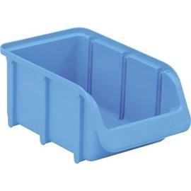 hünersdorff Lagersichtbox 672300 Größe2 165x100x75mm blau Produktbild