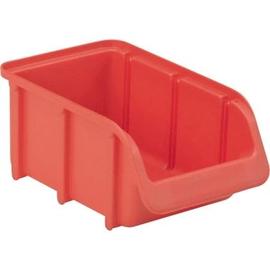 hünersdorff Lagersichtbox 672100 Größe2 165x100x75mm rot Produktbild