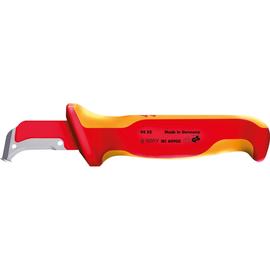 KNIPEX Kabelmesser 98 55 Geeignet für Rundkabel Produktbild