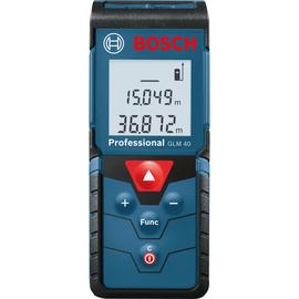 BOSCH Laser-Entfernungsmesser Professional GLM 40 0601072900 Produktbild