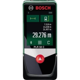 BOSCH Entfernungsmesser PLR 50 C 0603672200 Laser Touchscreen Produktbild