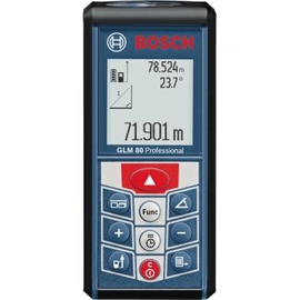 BOSCH Entfernungsmesser GLM 80 0601072300 Laser 6,3mm (1/4Zoll) Produktbild