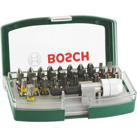 BOSCH Bit-Set PROMOLINE 2607017063 32teilig Produktbild
