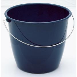 Eimer 10l Kunststoff blau Produktbild