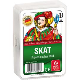 ASS Spielkarten Skat Club 22570001 französisch Etui Produktbild