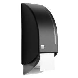 Satino Toilettenpapierspender 180287 16x43,5x17cm Kunststoff sw Produktbild