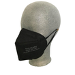 Mund- u. Nasenmaske FFP2 schwarz TAI DA KANG CE1463 / EN149:2001+A1:2009 Produktbild Additional View 1 S