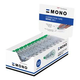 Korrekturroller MONO air 4 Einweg 4,2m x 10m 15 + 5 Stück gratis Display transprent+grün Tombow CT-CA4-20 (DISP=20 STÜCK) Produktbild