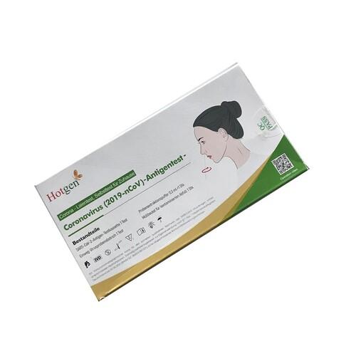 Corona Laien Einzelschnelltest 1er Pack. Beijing Hotgen Biotech 5640-S-057/21 (VPE = 1 STÜCK) Produktbild Additional View 2 L