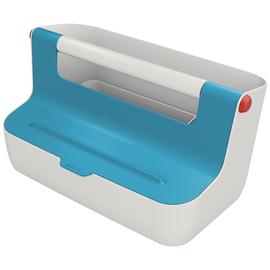 Leitz Aufbewahrungsbox Cosy 61250061 367x196x214mm ABS blau Produktbild