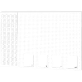 RNK Schreibunterlage Office - dotted 46647 600x420mm Produktbild