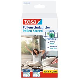 Pollenschutzgitter für Fenster 1,3m x 1,5m anthrazit Tesa 55286-00000 Produktbild