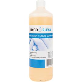 HYGOCLEAN Flüssigseife Apricot 315712 1l Produktbild