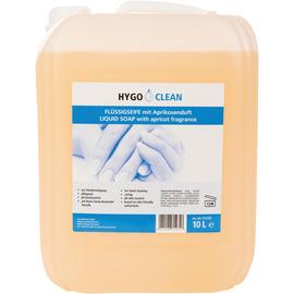 HYGOCLEAN Flüssigseife Apricot 315702 10l (ST=10 LITER) Produktbild