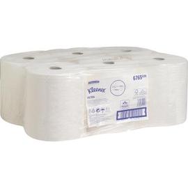 Kleenex Rollenhandtuch Ultra 6765 2lagig 130m AIRFLEX ws 6 St./Pack. (PACK=6 STÜCK) Produktbild