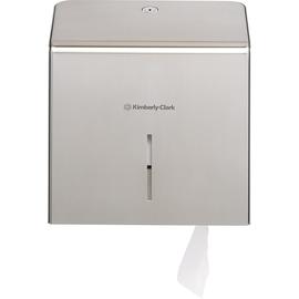 KIMBERLY-CLARK Jumbo Spender 8974 für Toilet Tissue Edelstahl Produktbild