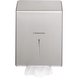 KIMBERLY-CLARK Handtuchspender Professional abschließbar Edelstahl Produktbild