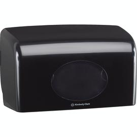 Aquarius Toilettenpapierspender 7191 schwarz Produktbild