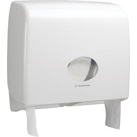 Aquarius Spender für Toilet Tissue 6991 Midi Jumbo Non-Stop weiß Produktbild