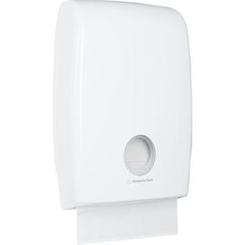 Aquarius Handtuchspender U7023 Multifold Kunststoff weiß Produktbild