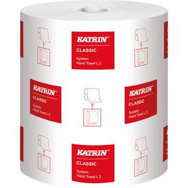 Katrin Handtuchrolle 460232 2lagig 21cmx200m 851Bl. 6 Rl./Pack. (PACK=6 ROLLEN) Produktbild