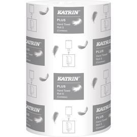 Katrin Handtuchrolle 2634 2-lagig 205mmx60m ws 12 Rl./Pack. (PACK=12 ROLLEN) Produktbild