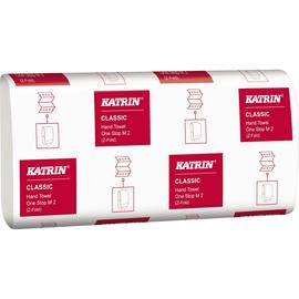 Katrin Handtuchpapier 345287 2lagig 20,6x25cm Tissue ws 3.360 Bl./Pack. (PACK=3360 STÜCK) Produktbild