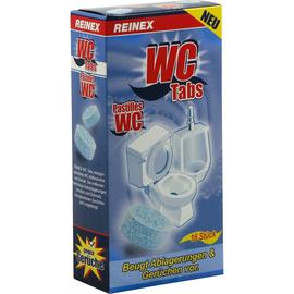 REINEX WC-ReinigerTabs 83703 25g 16 St./Pack. (PACK=16 STÜCK) Produktbild