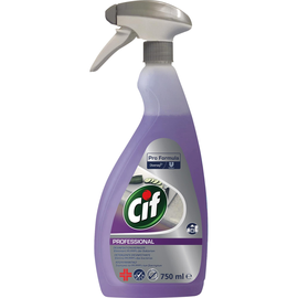 CIF Desinfektionsreiniger Professional 2in1 100887666 0,75l Produktbild