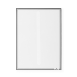 Informationstasche 30,3x21,6cm anthrazit/grau statisch haftend Durable 5014-57 (PACK=5 STÜCK) Produktbild