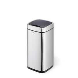 Sensor Abfalleimer NO TOUCH 21L metallic silber Durable 3422-23 (Batterie nicht im Lieferumfang enth.) Produktbild