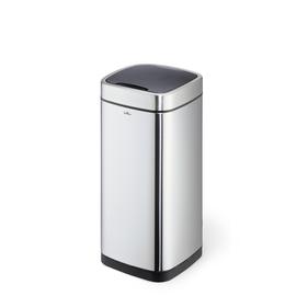 Sensor Abfalleimer NO TOUCH 35L metallic silber Durable 3423-23 (Batterie nicht im Lieferumfang enth.) Produktbild
