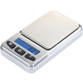 BASETech Taschenwaage SJS-60008 SJS-60008 Silber Produktbild