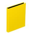 Ringbuch Basic A5 2 Ringe mit Niederhalter gelb Pagna 20407-04 Produktbild Additional View 1 S