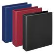 Ringbuch Comfort mit Sichttasche innen A5 Überbreite 2Ringe 194x230x33mm Ringe- Ø25mm blau PVC-Folie Veloflex 1159050 Produktbild Additional View 1 S