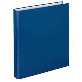 Ringbuch Basic A4 4Ringe Ringe-Ø25mm blau PP Veloflex 1143050 Produktbild