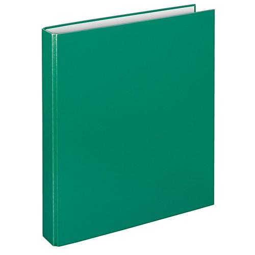 Ringbuch Basic A4 4Ringe Ringe-Ø25mm grün PP Veloflex 1143040 Produktbild Additional View 1 L