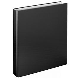 Ringbuch Basic A4 4Ringe Ringe-Ø25mm schwarz PP Veloflex 1143080 Produktbild