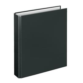 Ringbuch Basic A5 4Ringe Ringe-Ø25mm schwarz PP Veloflex 1153080 Produktbild