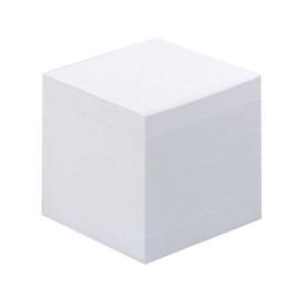 Zetteleinlagen 9,8x9,8x9cm weiß Papier ungeleimt Metzger&Mendle 68920302 (PACK=700 BLATT) Produktbild