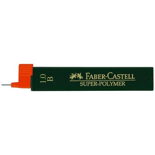 Feinminen 9069 B 0,9mm Faber Castell 120901 (DS=12 STÜCK) Produktbild Front View L