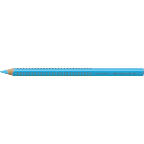 Trockentextmarker mit Noppen GRIP TEXTLINER DRY 1148 dreikant blau Faber Castell 114851 Produktbild Front View L