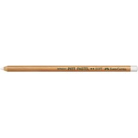 Weißkreidestift PITT MONOCHROME medium Faber Castell 112201 Produktbild