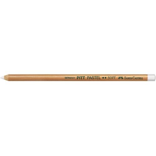 Weißkreidestift PITT MONOCHROME medium Faber Castell 112201 Produktbild Front View L