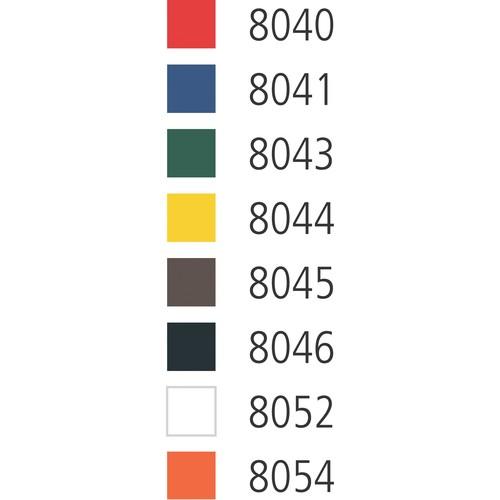 Farbstift Stabilo All für fast alle Oberflächen Glas, Metall und Kunststoff 3,3mm weiß Stabilo 8052 Produktbild Additional View 2 L