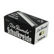 Wandtafelkreide 90mm x 13mm weiß  rund mit Handschutz Mörtel 79 (PACK=12 STÜCK) Produktbild Additional View 1 S