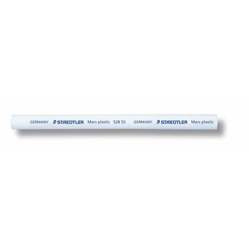 Radierstift Mars plastic mit Clip und Schieberegler blau Staedtler 52850 Produktbild Additional View 1 L